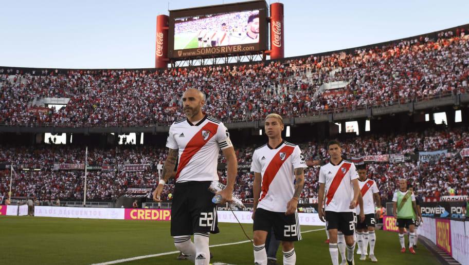 River Plate v Defensa y Justica - Superliga 2018/19