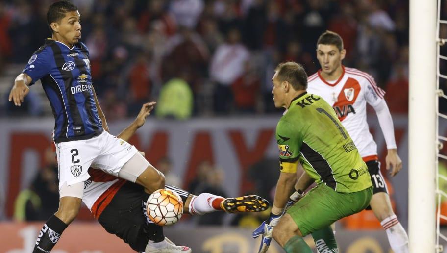 Gabriel Mercado,Luis Leon