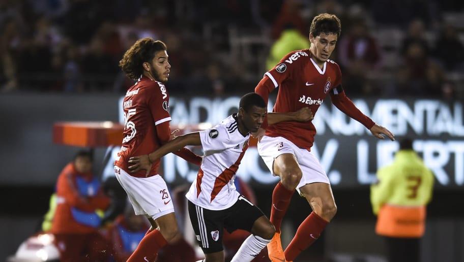 Nicolas De La Cruz,Matheus Galdezani,Rodrigo Dourado