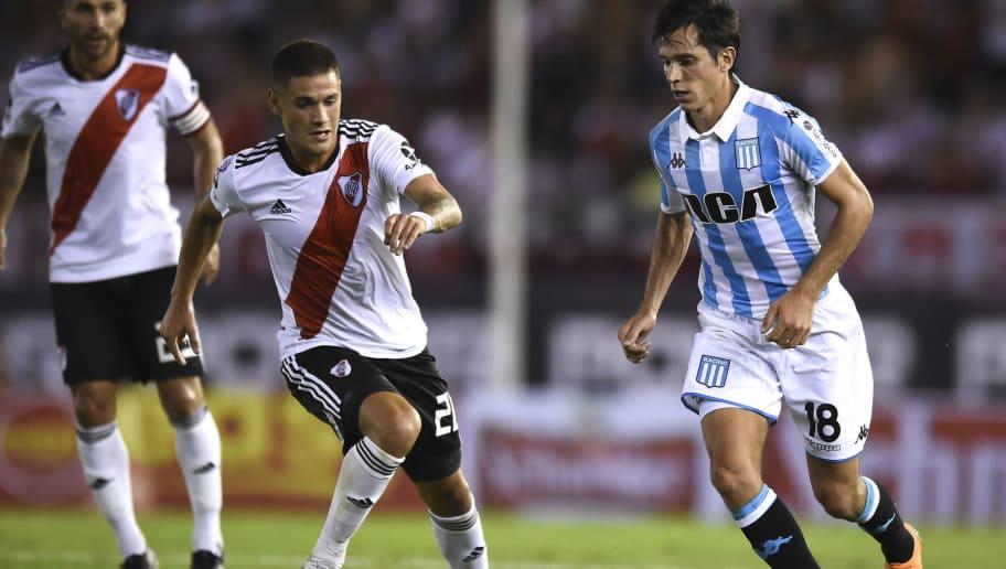 Augusto Solari,Lucas Martinez Quarta