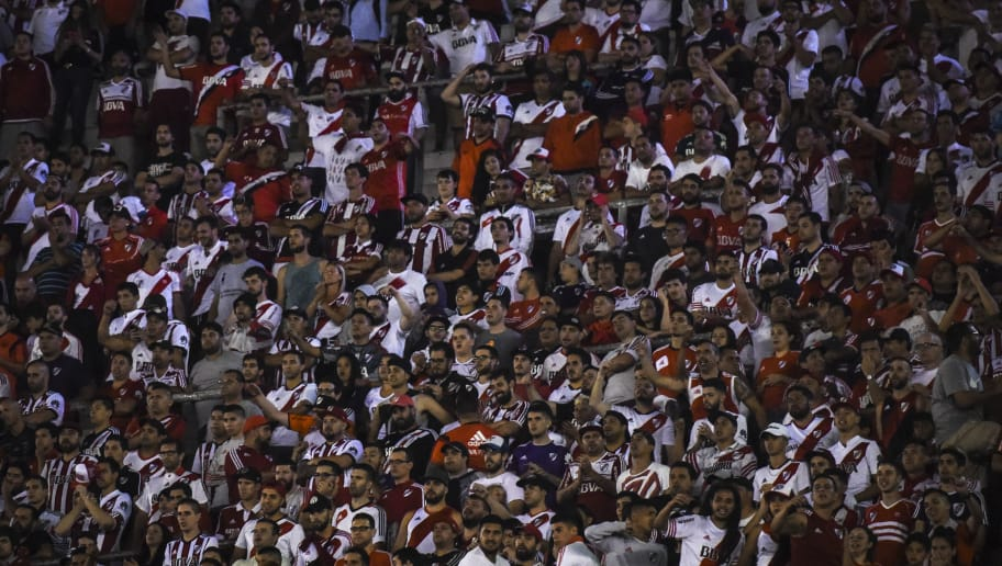 River Plate v Union - Superliga 2018/19
