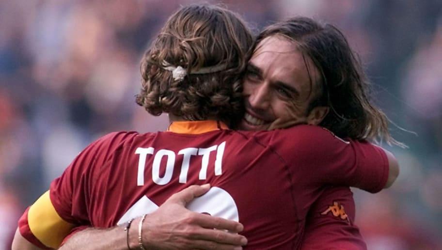 Gabriel Batistuta,Francesco Totti