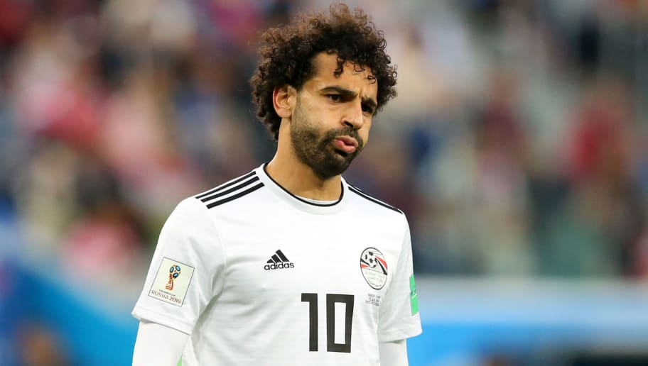official photos eb90d 910b0 Mohamed Salah Not Called Up for International Duty as ...