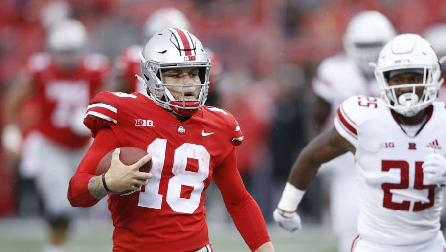 81d3c201c Former Ohio State QB Tate Martell Granted Waiver to Play Right Away at Miami