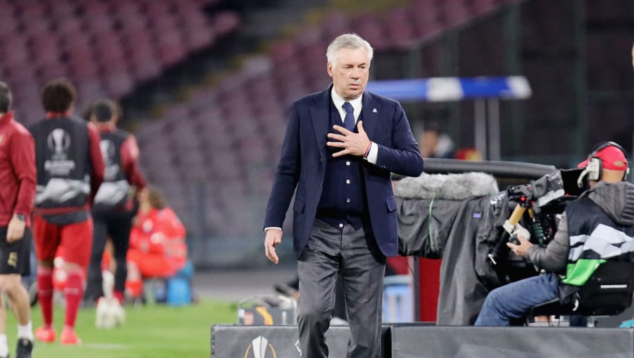 Frosinone-Napoli, Ancelotti: