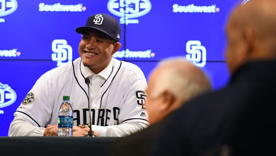 feb697a909e Manny Machado Takes Blatant Shot at Orioles in First Interview as a San  Diego Padre