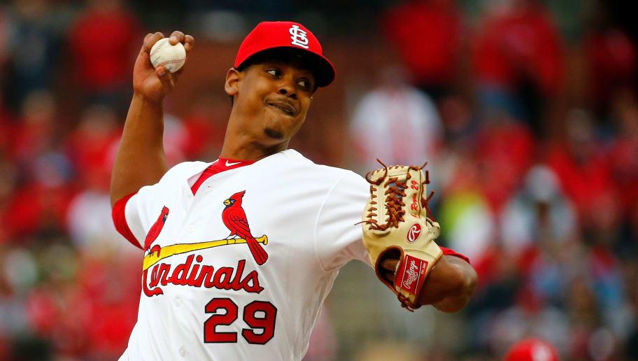 Cardinals Option Struggling Alex Reyes to Triple-A