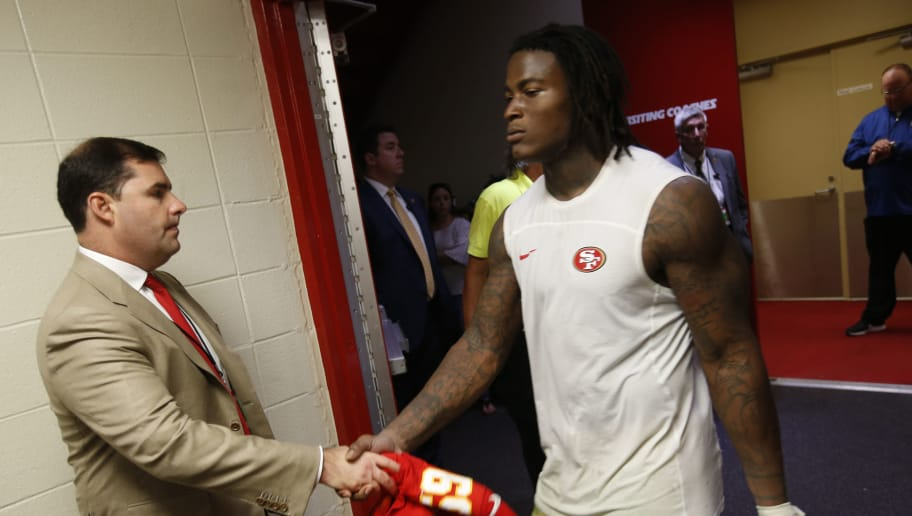 BREAKING: Redskins LB Reuben Foster Has His Domestic