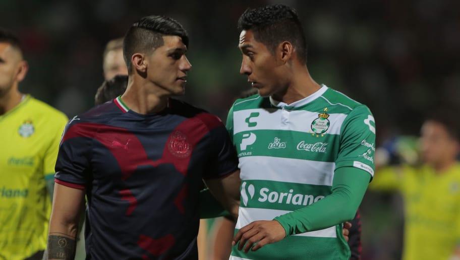 Alan Pulido,Hugo Rodriguez