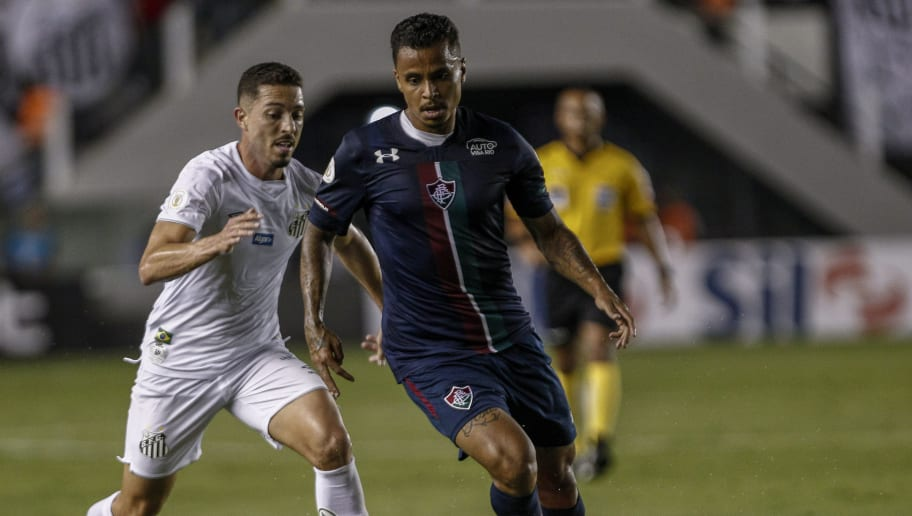 Liverpool Youngster Allan Extends Loan Spell After Impressing for Brazilian Side Fluminense
