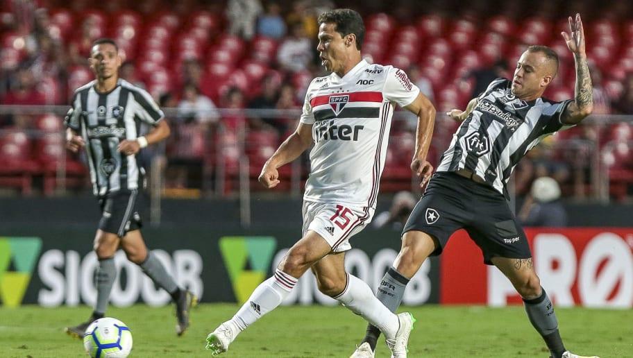 Sao Paulo v Botafogo - Brasileirao Series A 2019
