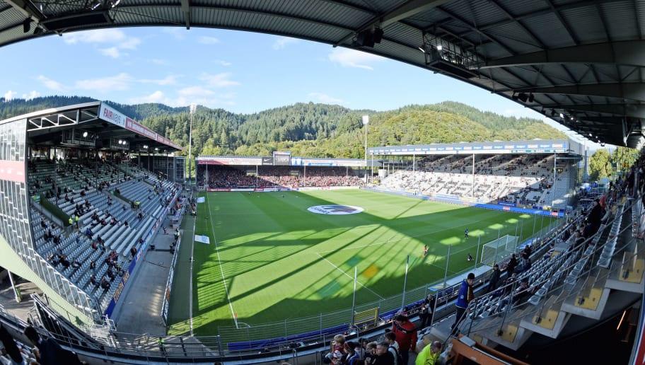 SC Freiburg v Arminia Bielefeld  - 2. Bundesliga