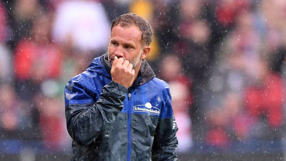 Trainer Sc Freiburg