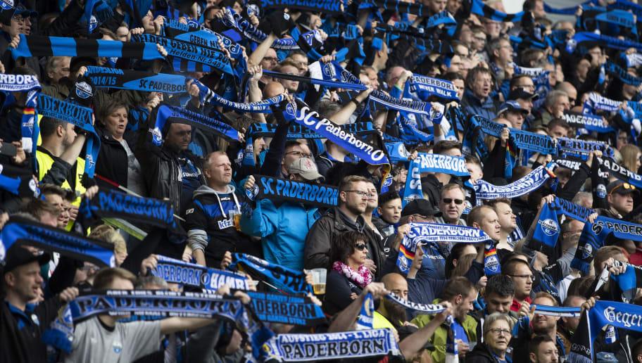 SC Paderborn 07 v Hamburger SV - Second Bundesliga