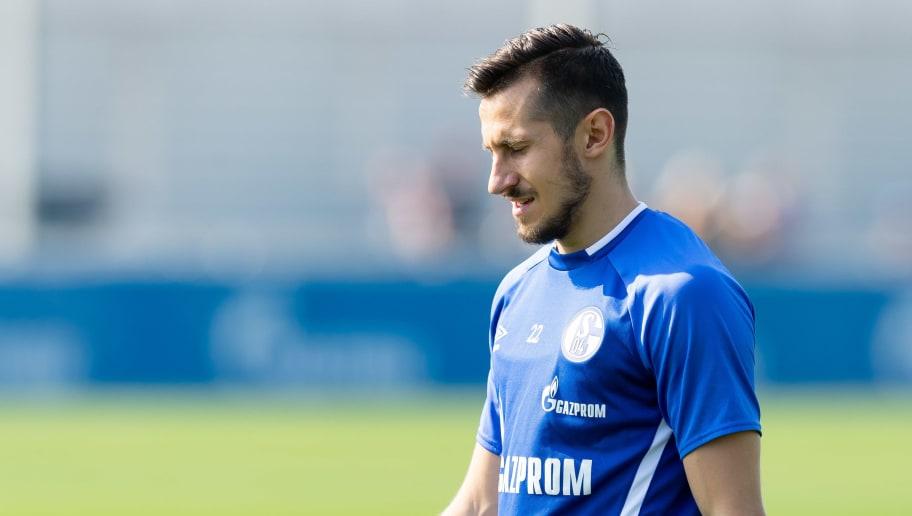 Hat Steven Skrzybski noch eine Zukunft auf Schalke?