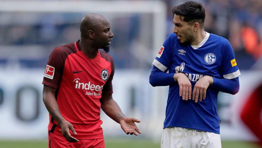 Schalke vs. Frankfurt | Übertragung, Livestream und Team-News