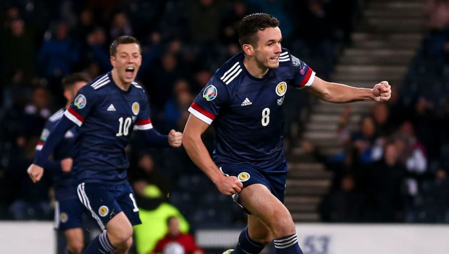Euro 2020 Playoff Draw - Scotland, Northern Ireland & Republic of Ireland Discover Opponents