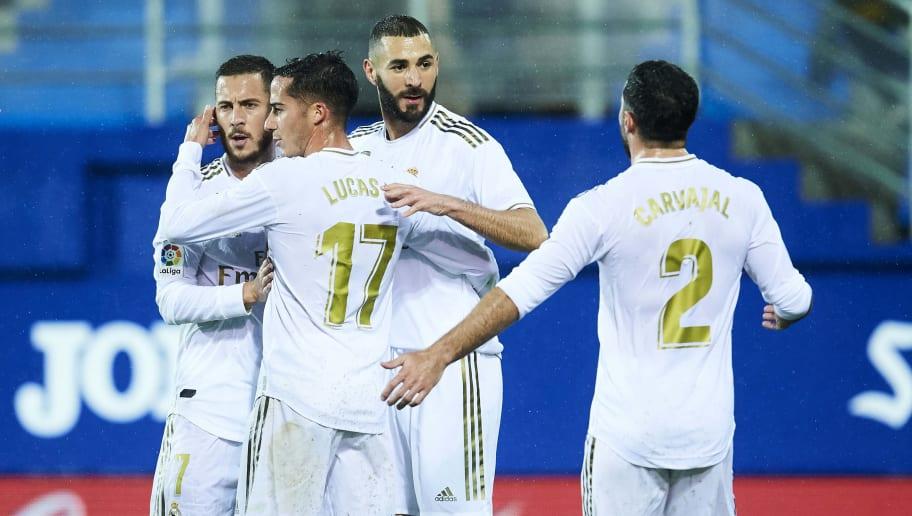Eibar-Real Madrid (0-4) : les 4 leçons de la victoire madrilène
