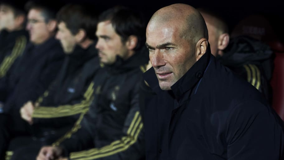 Calendrier Madrid.Real Madrid Le Calendrier Infernal Qui Attend Zidane Au