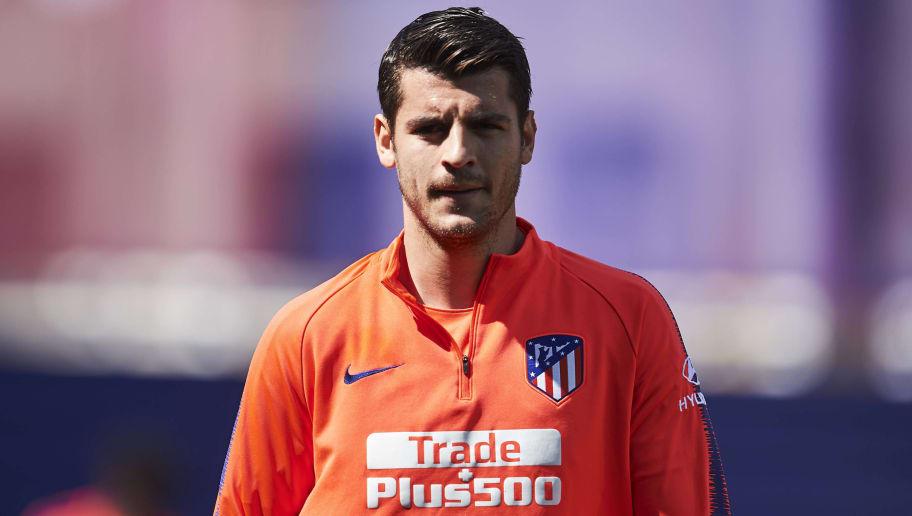 Álvaro Morata Provides Update on His Chelsea Future Following Loan
