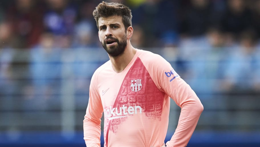 Gerard Pique Admits 'Mental Block' Cost Barcelona in Disastrous Champions League Defeat at Anfield
