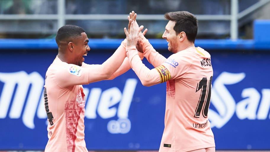 Lionel Messi,Malcom