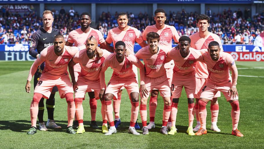El Equipo B Del Fc Barcelona Sigue Sin Dar La Talla 90min