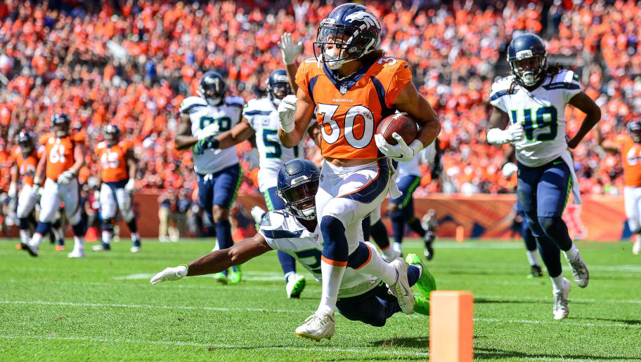 920b850c Would You Rather: Start Phillip Lindsay or Royce Freeman? | theduel