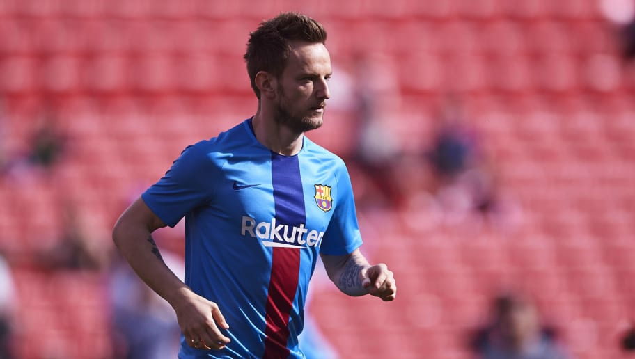 3ae7cd090de Ivan Rakitic Lays Down the Law on Barcelona Future Amid Inter and Man Utd  Interest