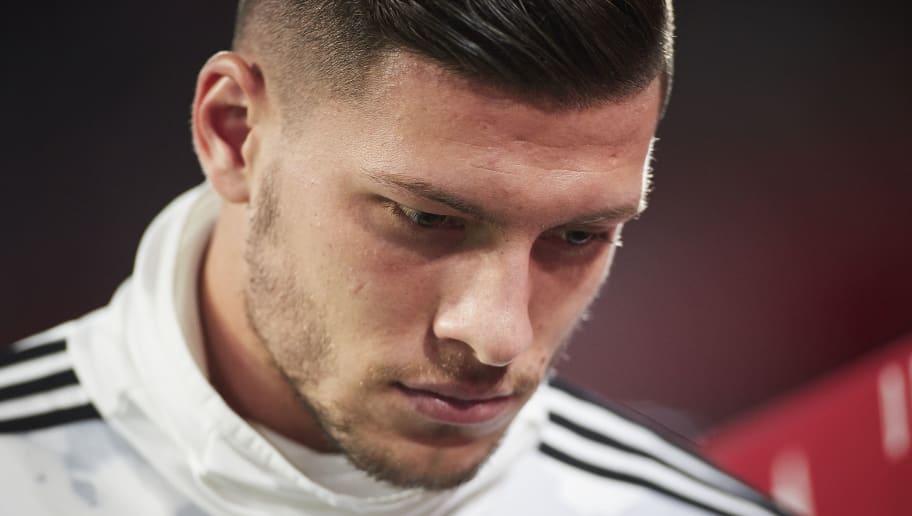 Real Madrid und Luka Jovic: Es läuft einfach noch nicht