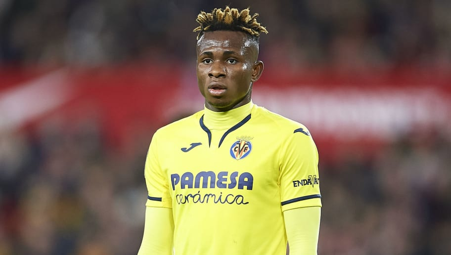 Villarreal rejected Reds' €35m bid for Chukwueze