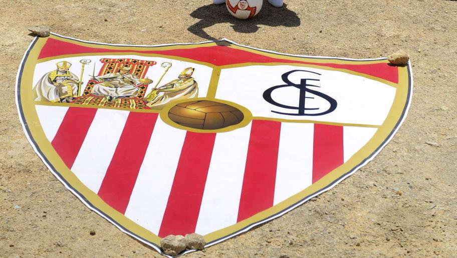 Sevilla's new player Italian Tiberio Gua