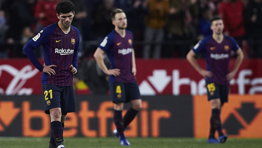 Rakitic & Aleñá Deemed Surplus to Requirements as Barcelona Look to Offload Pair in January