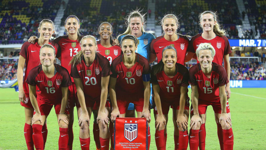 Q Cup 2019 SheBelieves Cup P...