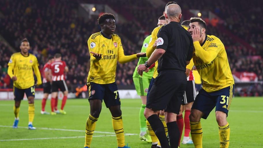 Bukayo Saka Yellow Card Adds to Arsenal's Unwanted Diving Record