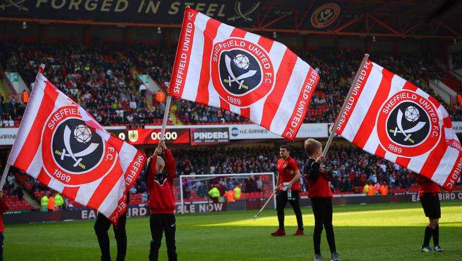 Sheffield United v Bristol City - Sky Bet Championship