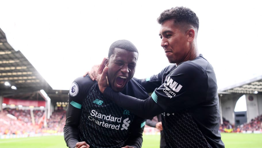 Georginio Wijnaldum Angered By Liverpool Display in Victory Over Sheffield United
