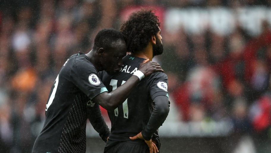 Fabinho Reveals Aftermath of Spat Between Sadio Mané and Mohamed Salah