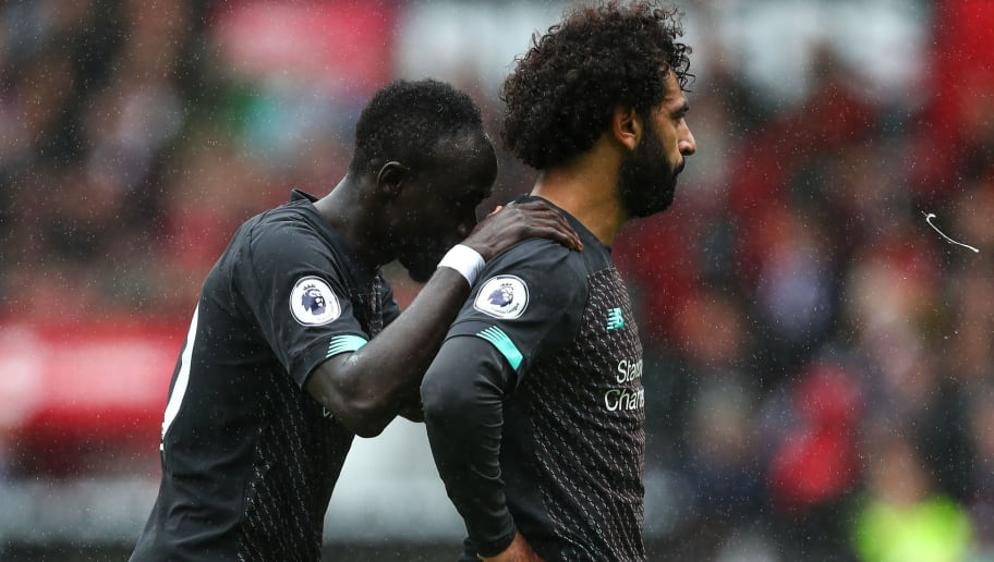 Sadio Mane Clarifies What Happened With Mohamed Salah at Burnley - and How Liverpool Squad Reacted