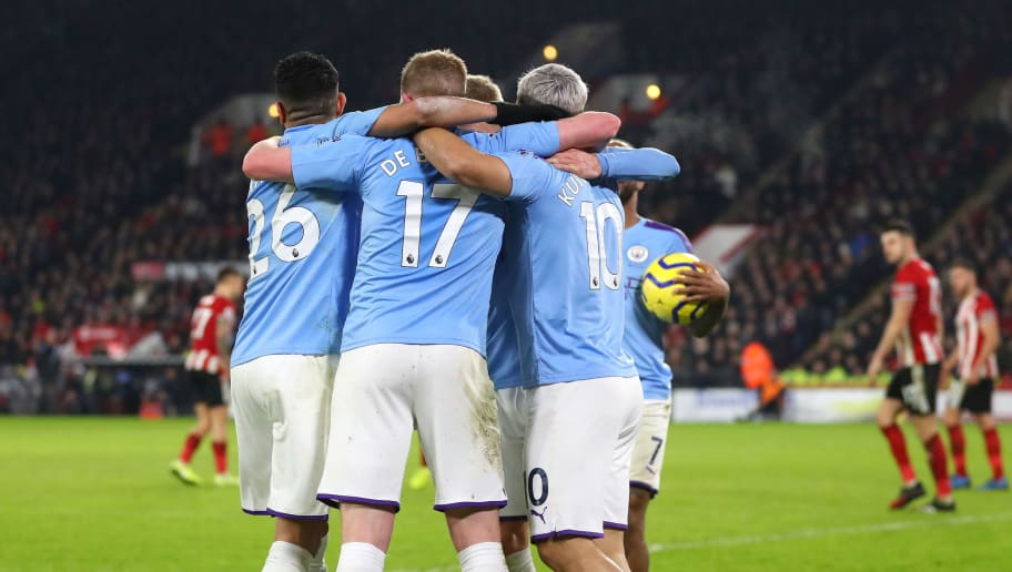 Sheffield United 0-1 Man City: Report, Ratings & Reaction as Citizens Battle to Victory