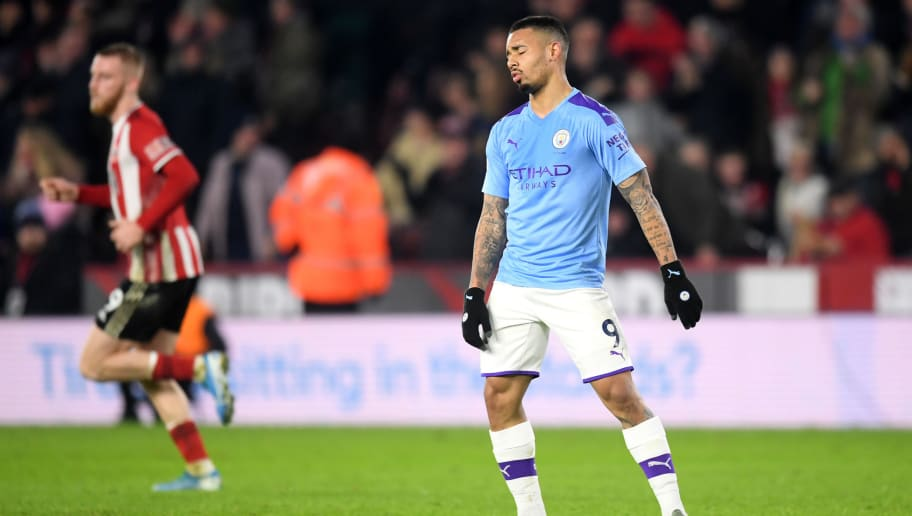 Gabriel Jesus Equals El Hadji Diouf & Stewart Downing's Awful Penalty Record in the Premier League