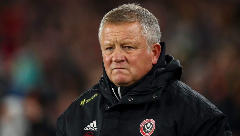Chris Wilder Admits VAR Is 'Sucking the Life Out of Him' After Sheffield United Defeat