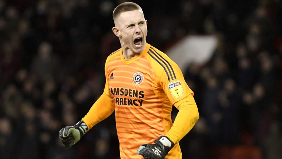 Image result for dean henderson sheffield united