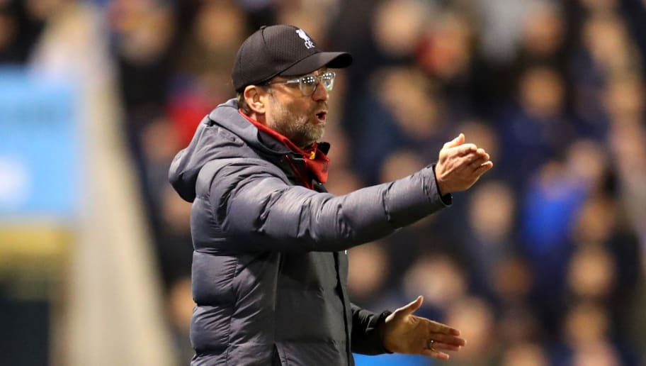 Jurgen Klopp Confirms No Senior Players Will Be Used in Liverpool's FA Cup Replay With Shrewsbury