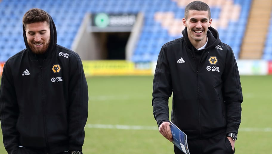 Matt Doherty,Conor Coady