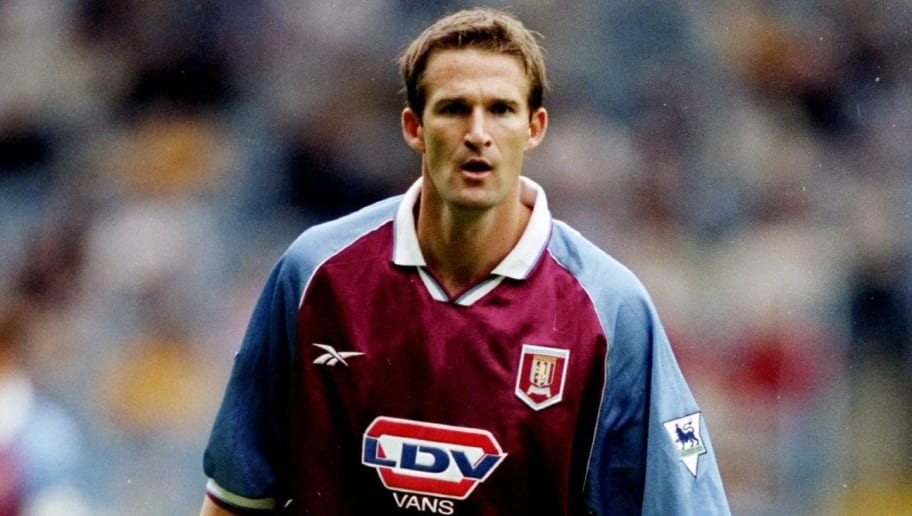 Simon Grayson of Aston Villa