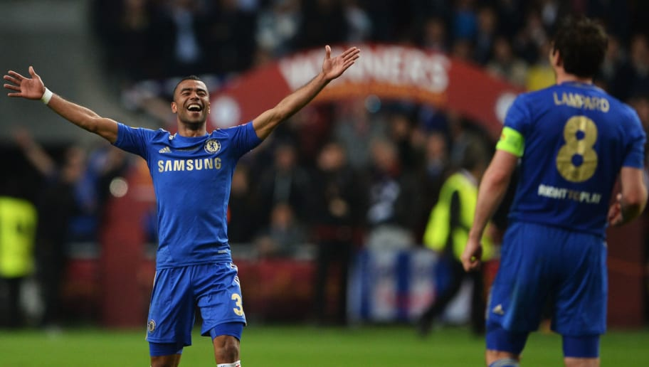 Ashley Cole,Frank Lampard