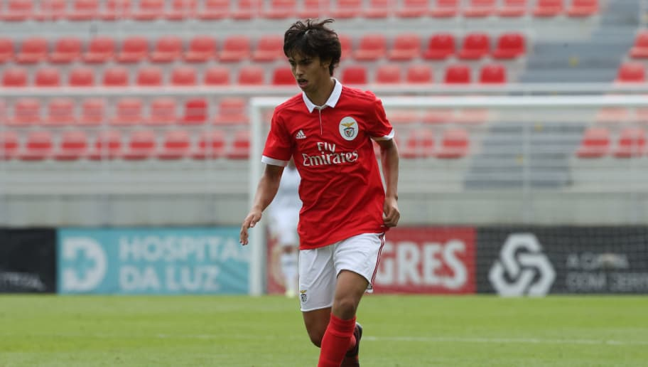 SL Benfica v Manchester United FC - UEFA Youth League