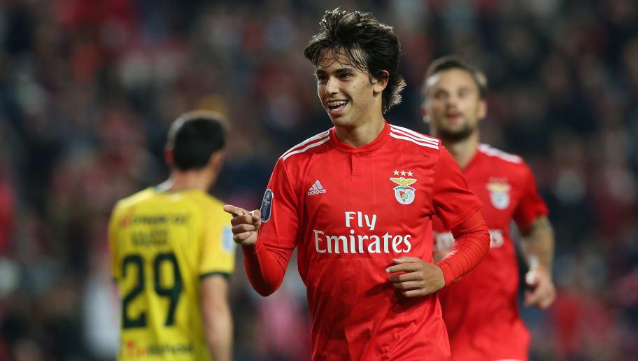 Image result for Benfica star Joao Felix