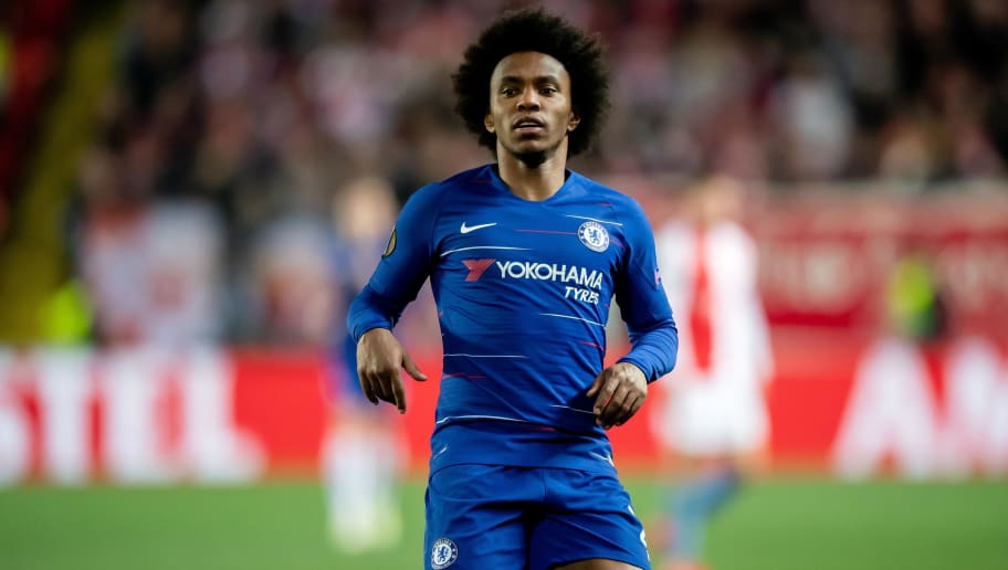 Chelsea Unwilling to Meet Willian's Contract Demands After Rejecting Barcelona & Atletico Bids